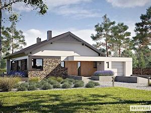 Projekt domu Daniel II G1