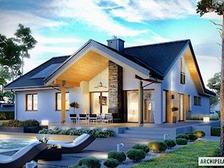 10 najczęściej oglądanych projektów domów na Homebook.pl w 2016 roku
