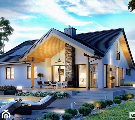 Domy łatwe do powiększenia – 5 popularnych projektów