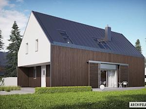 Projekt domu EX 13 Energo Plus
