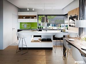 Projekt domu Nils II G2 ENERGO PLUS - zdjęcie od ARCHIPELAG Pracownia Projektowa