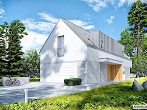 Projekt domu EX 20 G2 ENERGO PLUS