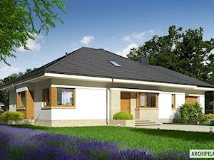 Projekt domu Flo III G1