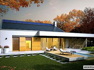 Projekt domu EX 11 G2 (wersja C)