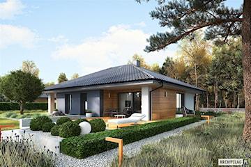 Dom w cenie mieszkania – zobacz 5 projektów małych domów z wielkimi możliwościami!