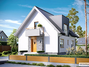 Projekt domu Andreas