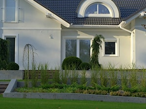 Ogród przydomowy - zdjęcie od Travo