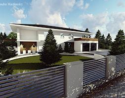 Dom w stylu skandynawskim. - zdjęcie od Aleksandra Wachowicz