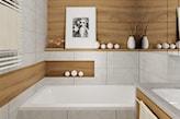 Łazienka - zdjęcie od 4ma projekt - Homebook