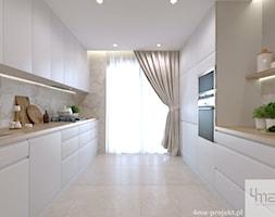 Dom w Maciejowicach pow. 120 m2 - Kuchnia, styl eklektyczny - zdjęcie od 4ma projekt - Homebook