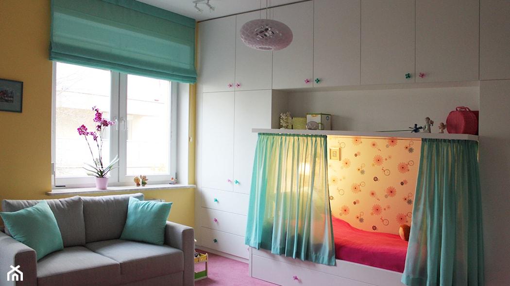 urz dzamy pokoik dla ch opca i dziewczynki homebook. Black Bedroom Furniture Sets. Home Design Ideas