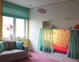 Pokój dziewczynki. - zdjęcie od 4ma projekt