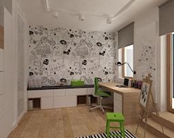 Pokój dziecka styl Nowoczesny - zdjęcie od 4ma projekt