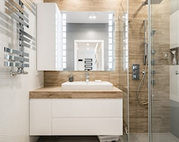 łazienka Z Drewnem Na ścianie Aranżacje Pomysły Inspiracje