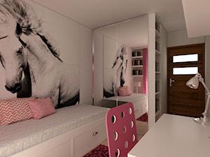 Pokój dla dziewczynki.