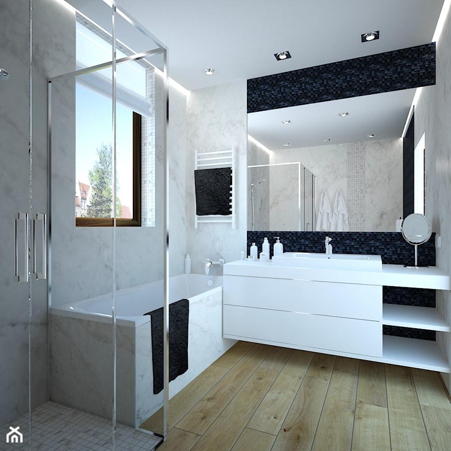 Czarno Biała łązienka Zdjęcie Od Carolineart Homebook
