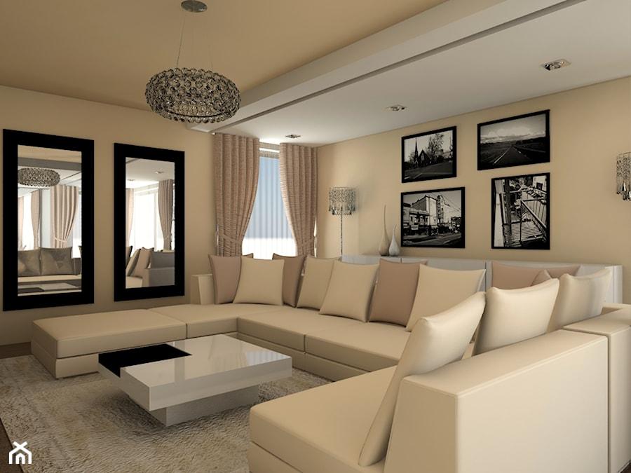 Waniliowy Salon Zdjęcie Od Carolineart Homebook