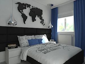 Sypialnia Londyn.