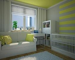 Cytrynowy pokój dziecinny. - zdjęcie od Carolineart