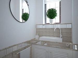 Klasyczna łazienka.