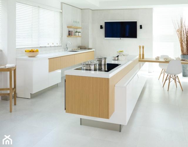 Podłoga: VENIS Munich Blanco 60,2x60,2 - zdjęcie od GALERIE VENIS DESIGN STUDIO