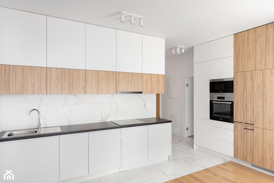 Programy wykończeniowe – innowacyjne wsparcie w procesie aranżacji - Kuchnia, styl minimalistyczny - zdjęcie od GALERIE VENIS DESIGN STUDIO