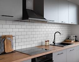 Programy wykończeniowe – innowacyjne wsparcie w procesie aranżacji - Kuchnia, styl industrialny - zdjęcie od GALERIE VENIS DESIGN STUDIO - Homebook