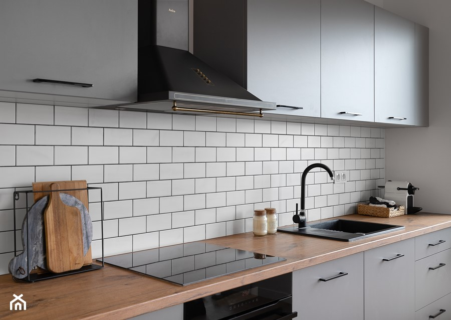Programy wykończeniowe – innowacyjne wsparcie w procesie aranżacji - Kuchnia, styl industrialny - zdjęcie od GALERIE VENIS DESIGN STUDIO