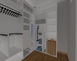 Garderoba+-+zdj%C4%99cie+od+Architekt+Anna+Maj