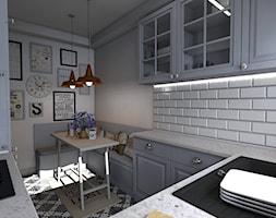 Kuchnia styl Rustykalny - zdjęcie od CKkwadrat