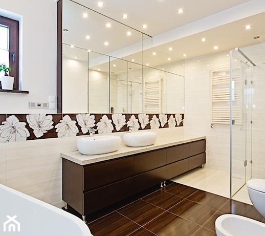 Kwiecista łazienka Zdjęcie Od Biuro Projektów Moya Homebook