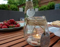na Słonecznej - Średni taras, styl nowoczesny - zdjęcie od kamila_lbn - Homebook