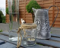 na Słonecznej - Taras, styl nowoczesny - zdjęcie od kamila_lbn - Homebook