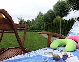 na Słonecznej - Ogród, styl minimalistyczny - zdjęcie od kamila_lbn - Homebook