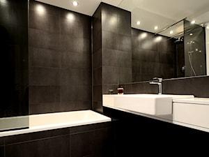 aranżacja wnętrz koszalin / projekt łazienki dla singla