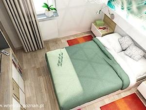 Pokój dzienny i sypialnia