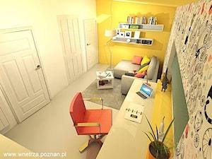 Pokój w kotki