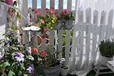 balkon w stylu klasycznym