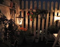 Balkon wieczorowa pora - zdjęcie od Malwina Korcz-Andrzejewska