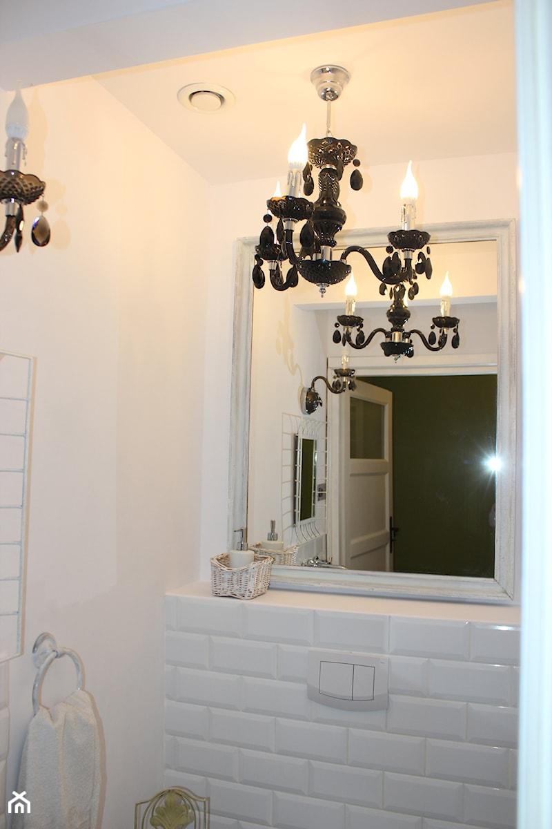 Biała łazienka Zdjęcie Od Fajne Wnętrze Homebook