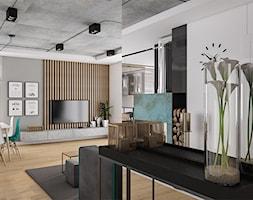 Salon+-+zdj%C4%99cie+od+Kameleon+-+Kreatywne+Studio+Projektowania+Wn%C4%99trz
