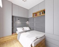 Sypialnia+-+zdj%C4%99cie+od+Kameleon+-+Kreatywne+Studio+Projektowania+Wn%C4%99trz