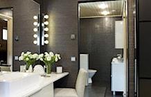 Łazienka styl Glamour - zdjęcie od MartaWieclawDesign