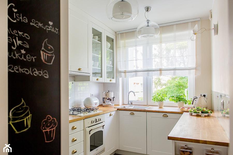 Niesamowite Jak udekorować okno w kuchni? - homebook ES94