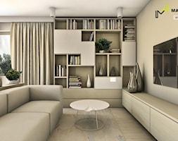 Mieszkanie 64m2, Katowice - zdjęcie od Marta Wanat Projektowanie wnętrz - Homebook