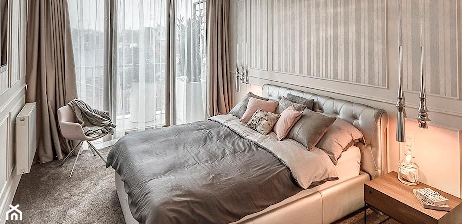 Beżowa sypialnia – poznaj sposób na ponadczasową aranżację sypialni