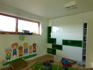 pokój małego piłkarza - zdjęcie od evarte