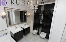 Łazienka w stylu Glamour - zdjęcie od Studio Mebli KURZELA