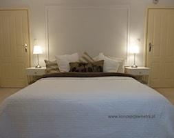 Metamorfoza sypialni - zdjęcie od Koncepcja Wnętrz