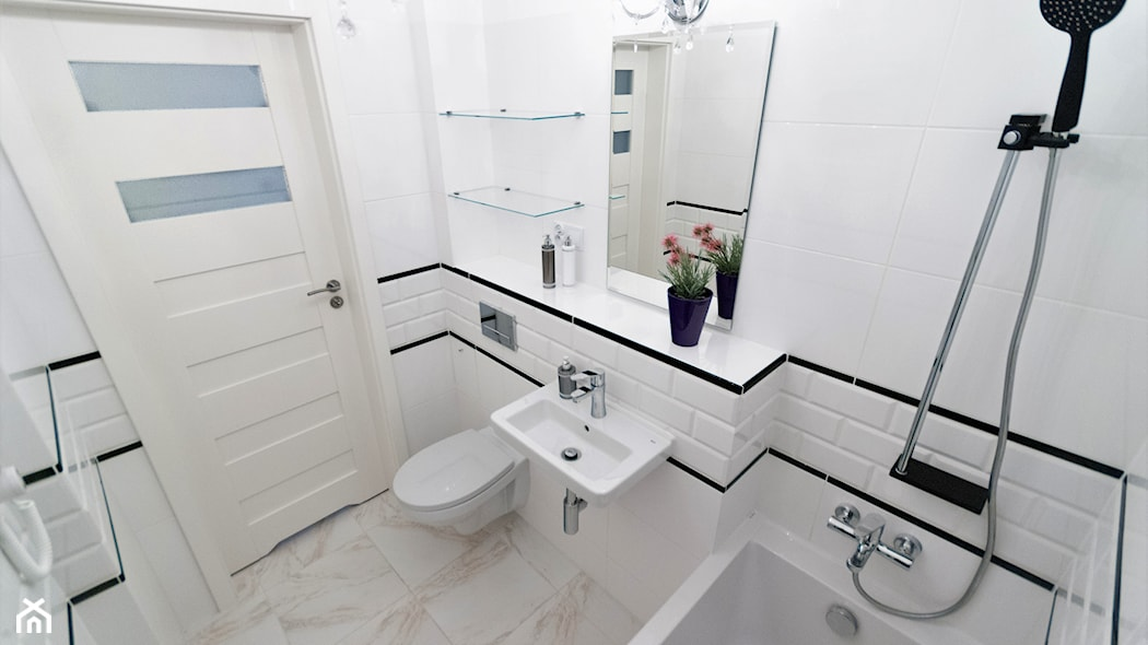 4 Projekty łazienek O Powierzchni Około 4 M2 Homebook